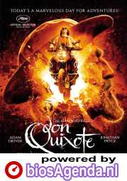 The Man Who Killed Don Quixote poster, © 2018 The Searchers