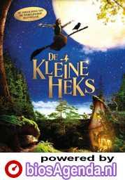 De Kleine Heks (NL) poster, © 2018 Dutch FilmWorks