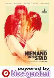 Niemand in de stad poster, © 2018 September