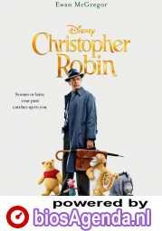 Christopher Robin poster, © 2018 Walt Disney Pictures