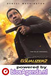 The Equalizer 2 poster, © 2018 Universal Pictures International