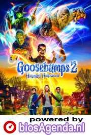 Goosebumps 2: Haunted Halloween poster, © 2018 Universal Pictures International