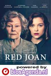 Red Joan poster, © 2018 Cinéart