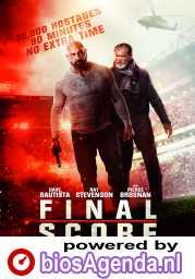 Final Score poster, © 2017 Dutch FilmWorks