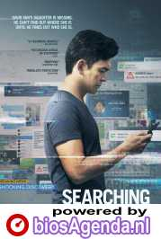 Searching poster, copyright in handen van productiestudio en/of distributeur