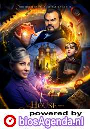 The House with a Clock in its Walls poster, © 2018 Entertainment One Benelux