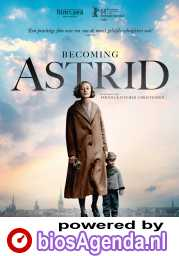 Becoming Astrid poster, © 2018 September