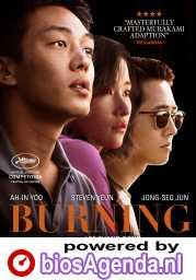 Burning poster, © 2018 Imagine