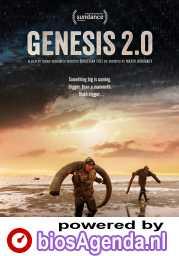 Genesis 2.0 poster, © 2018 Cinema Delicatessen