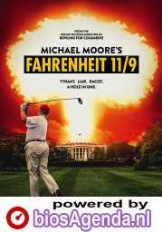 Fahrenheit 11/9 poster, © 2018 Splendid Film