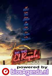 Bad Times at the El Royale poster, © 2018 20th Century Fox