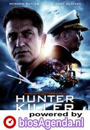Hunter Killer poster, © 2018 Dutch FilmWorks