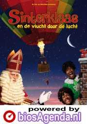 Sinterklaas en de Vlucht door de Lucht poster, © 2018 Dutch FilmWorks
