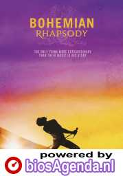 Bohemian Rhapsody poster, © 2018 20th Century Fox