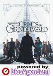 Fantastic Beasts: The Crimes of Grindelwald poster, © 2018 Warner Bros.