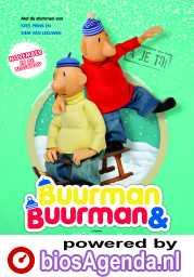 Buurman & Buurman winterpret! (NL) poster, © 2018 Just Film Distribution