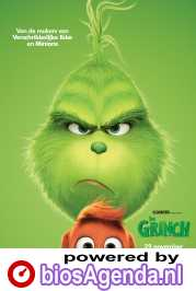 The Grinch poster, © 2018 Universal Pictures International