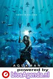 Aquaman poster, © 2018 Warner Bros.