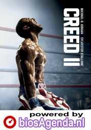 Creed II poster, © 2018 Warner Bros.