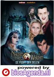 Nachtwacht: De Poort der Zielen poster, copyright in handen van productiestudio en/of distributeur