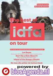 The Best of IDFA on Tour 2018 – 2019 poster, copyright in handen van productiestudio en/of distributeur