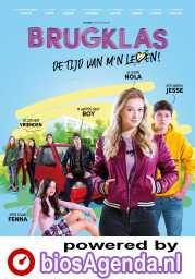 Brugklas - de tijd van m'n leven poster, © 2019 Just Film Distribution