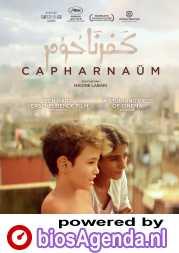 Capharnaüm poster, © 2018 Cinéart