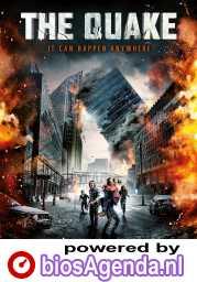 The Quake poster, © 2018 Dutch FilmWorks