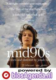 Mid90s poster, © 2018 Splendid Film