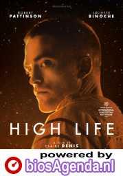 High Life poster, © 2018 Imagine