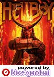 Hellboy poster, © 2019 Dutch FilmWorks