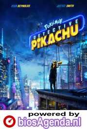 Pokemon: Detective Pikachu poster, © 2019 Warner Bros.