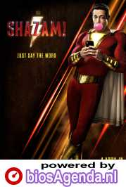 Shazam! poster, © 2019 Warner Bros.