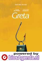 Greta poster, © 2018 The Searchers
