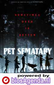 Pet Sematary poster, © 2019 Universal Pictures International