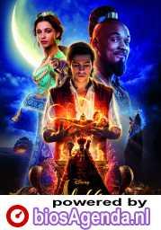 Aladdin poster, © 2019 Walt Disney Pictures