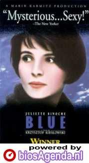 Poster 'Trois couleurs: Bleu' © 1993 A-Film Distribution