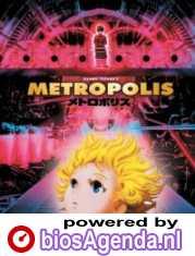 poster 'Osamu Tezuka's Metropolis' © 2001