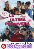 La Última Primavera poster, copyright in handen van productiestudio en/of distributeur