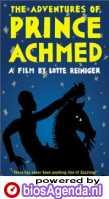 Engelse filmposter van 'Die Abenteuer des Prinzen Achmed' (c) 1925
