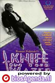 Poster van 'Knife in the Water' © 1962