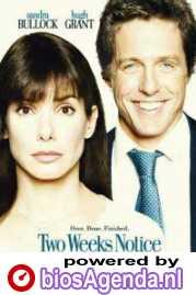 Poster 'Two Weeks Notice' © 2003 Warner Bros.