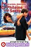 Poster 'Phileine Zegt Sorry' © 2003 A-Film Distribution