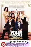 poste 'Four Rooms' © 1995 Concorde Film