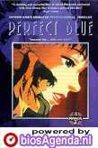 dvd-cover 'Perfect Blue' © 1997 Rex Entertainment
