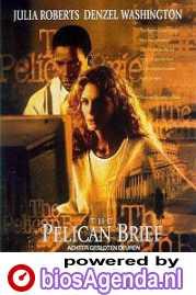 poster 'The Pelican Brief' © 1993 Warner Bros.