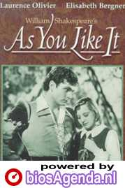 poster 'As You Like It' © 1936 Inter-Allied