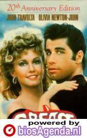 poster 'Grease' met Olivia Newton-John en John Travolta © 1978 Paramount Pictures